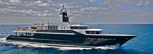 Highlander Feadship Yacht 49M Exterior 3