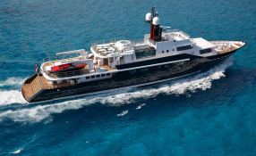 Highlander Feadship Yacht 49M Exterior 2