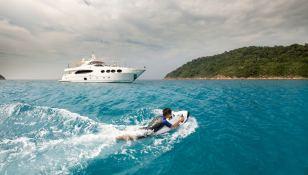 Mykonos Gulf Craft Yacht 107 Exterior 2