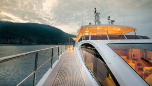 Mykonos Gulf Craft Yacht 107 Exterior 3
