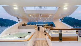Mykonos Gulf Craft Yacht 107 Exterior 4