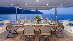 Mykonos Gulf Craft Yacht 107 Exterior 6