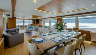 Mykonos Gulf Craft Yacht 107 Interior 1