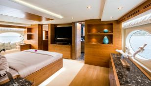 Mykonos Gulf Craft Yacht 107 Interior 4