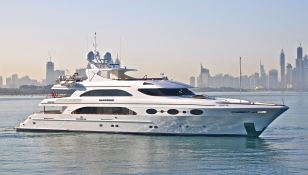Sapphire Trinity Yacht 50M Exterior 1