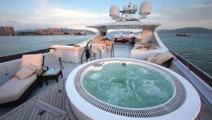 Sapphire Trinity Yacht 50M Exterior 3