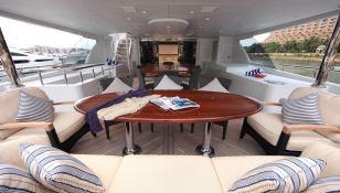 Sapphire Trinity Yacht 50M Exterior 4