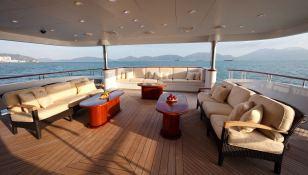 Sapphire Trinity Yacht 50M Exterior 5