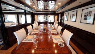 Sapphire Trinity Yacht 50M Interior 2