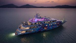 Saluzi (ex Tia Moana) Yacht 69M Exterior 1