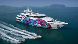 Saluzi (ex Tia Moana) Yacht 69M Exterior 2