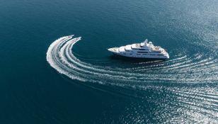 Titania  Lurssen Yacht 73M Exterior 1