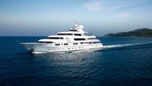 Titania Lurssen Yacht 73M Exterior 2