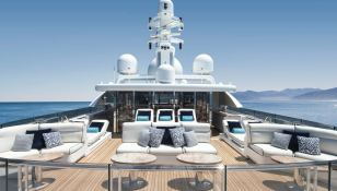 Titania Lurssen Yacht 73M Exterior 7
