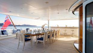 Titania  Lurssen Yacht 73M Exterior 6