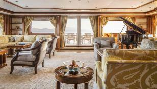 Titania Lurssen Yacht 73M Interior 1