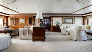 Titania Lurssen Yacht 73M Interior 2