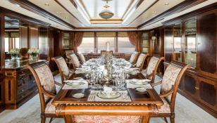 Titania  Lurssen Yacht 73M Interior 4