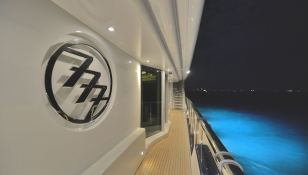Triple Seven  Nobiskrug Yacht 68M Interior 5