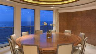 Triple Seven  Nobiskrug Yacht 68M Interior 8