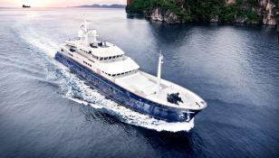 Northern Sun Yacht 51M Exterior 2