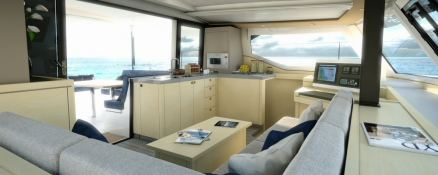Lucia 40 Fountaine Pajot Interior 1