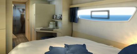 Lucia 40 Fountaine Pajot Interior 3