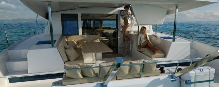 Lucia 40 Fountaine Pajot Interior 2