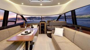 Prestige 500 Fly Jeanneau Interior 1