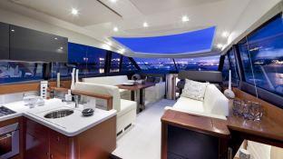 Prestige 500 Fly Jeanneau Interior 2