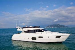 Yacht 620 Ferretti Exterior 3