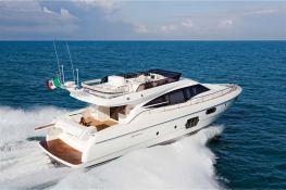 Yacht 620 Ferretti Exterior 2