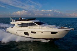 Yacht 620 Ferretti Exterior 1
