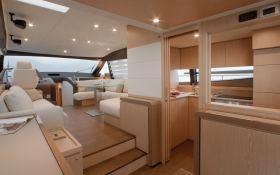 Yacht 620 Ferretti Interior 5