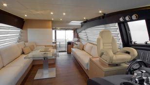 Yacht 620 Ferretti Interior 6