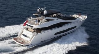 Stardust  Sunseeker Yacht 86' Exterior 1