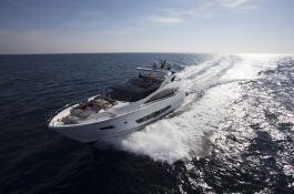 Stardust  Sunseeker Yacht 86' Exterior 0