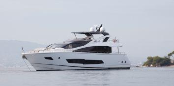 Stardust Sunseeker Yacht 86' Exterior 2