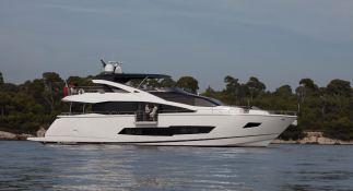 Stardust Sunseeker Yacht 86' Exterior 3