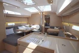 Dufour 412 Dufour Yachts Interior 1