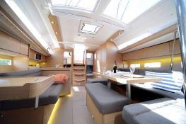 Dufour 412 Dufour Yachts Interior 2