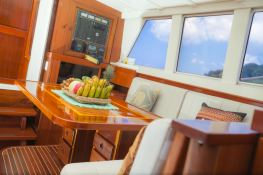 Ketch 26M Interior 3