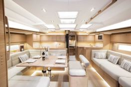 Dufour 512 Dufour Yachts Interior 1