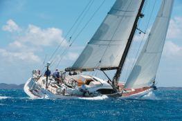 yacht 655 Oyster Marine Exterior 2