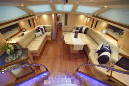 yacht 655 Oyster Marine Interior 1