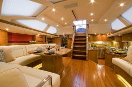 yacht 655 Oyster Marine Interior 3