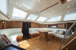 yacht 655 Oyster Marine Interior 2
