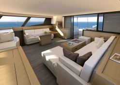 Ipanema 58 Fountaine Pajot Interior 1