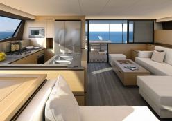 Ipanema 58 Fountaine Pajot Interior 2