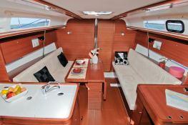 Dufour 335 Dufour Yachts Interior 1